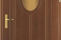 Bejárati ajtó kültérre