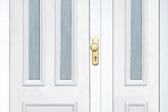 bejárati ajtó alakja