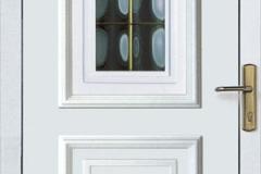 bejárati ajtó üveges