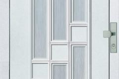 üveges díszpaneles ajtók