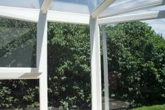 Télikert tető illesztés