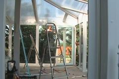 télikert polikarbonát tető