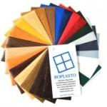 Ablak színminta