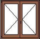 Ketszarnyu-ablak